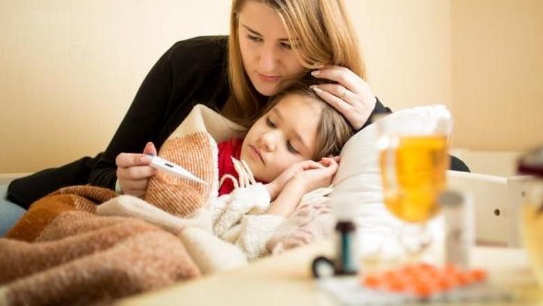 Madu bantu atasi demam anak/ Foto: Thinkstock