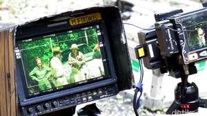 Yuk, Intip BCL Syuting Film 'My Stupid Boss'