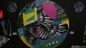 Kolaborasi Sama Sama Darbotz Bareng 22 Street Artist di Garduhouse