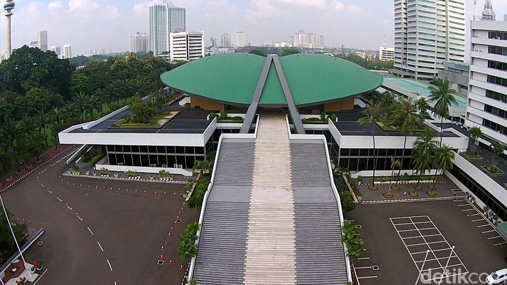 Sri Mulyani Buka Suara soal Wacana Tambah Anggaran 10 Pimpinan MPR