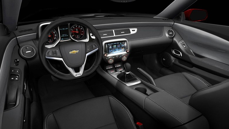 Ilustrasi interior mobil Foto: Istimewa