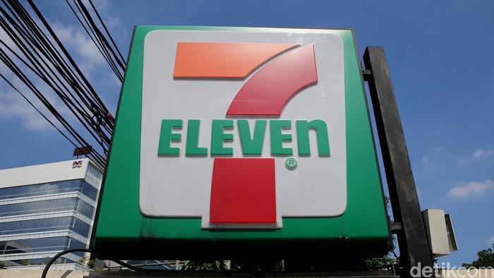 Gerai 7-Eleven. Foto: Ari Saputra