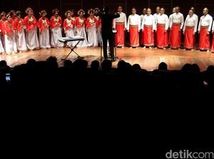 Konser The Archipelago Singers Jelang Kompetisi di Bulgaria
