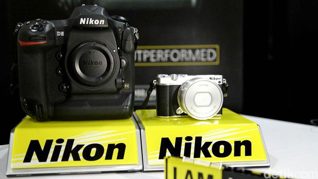 Lini Kamera Mirrorless Nikon 1Setop Produksi?