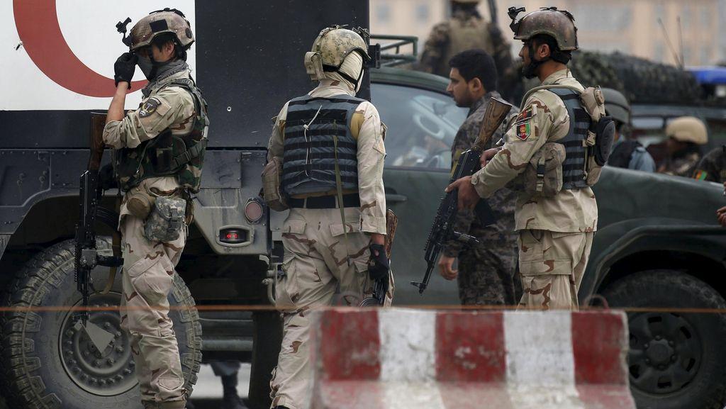 Dua Tentara AS Tewas Ditembak di Afghanistan
