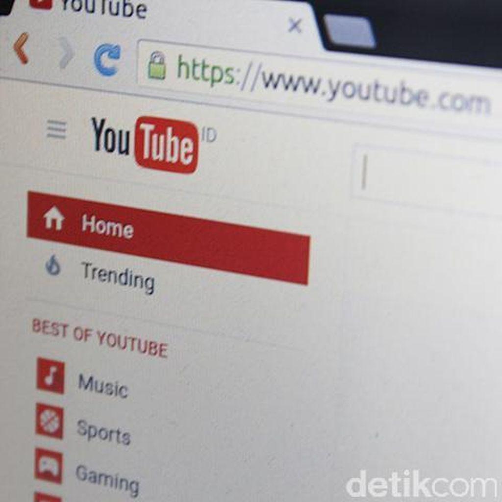 Mesir bakal Blokir YouTube Selama Sebulan
