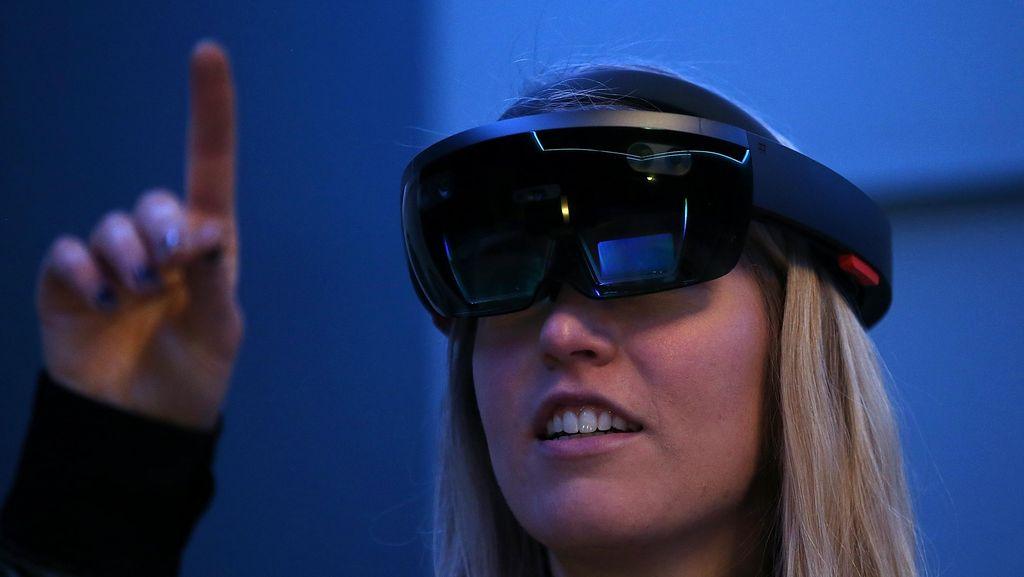 Militer AS Borong HoloLens dari Microsoft