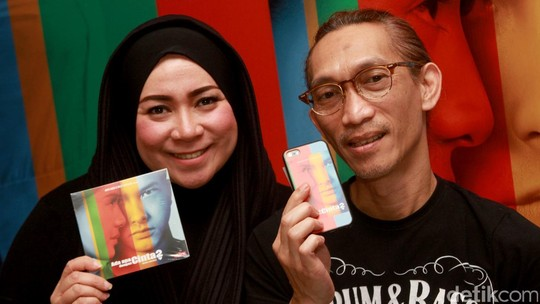 Melly Goeslaw dan Anto Hoed Rilis Album Original Soundtrack AADC? 2