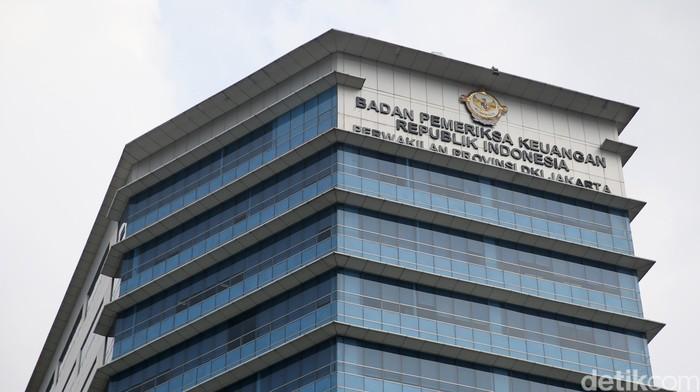 Gedung BPK DKI Jakarta, Jl MT Haryono