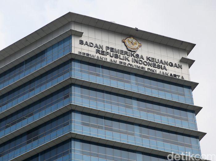 Badan Pemeriksa Keuangan/Foto: Ari Saputra