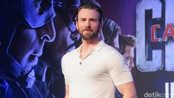 Perankan Captain America, Chris Evans Ternyata Idolakan Batman