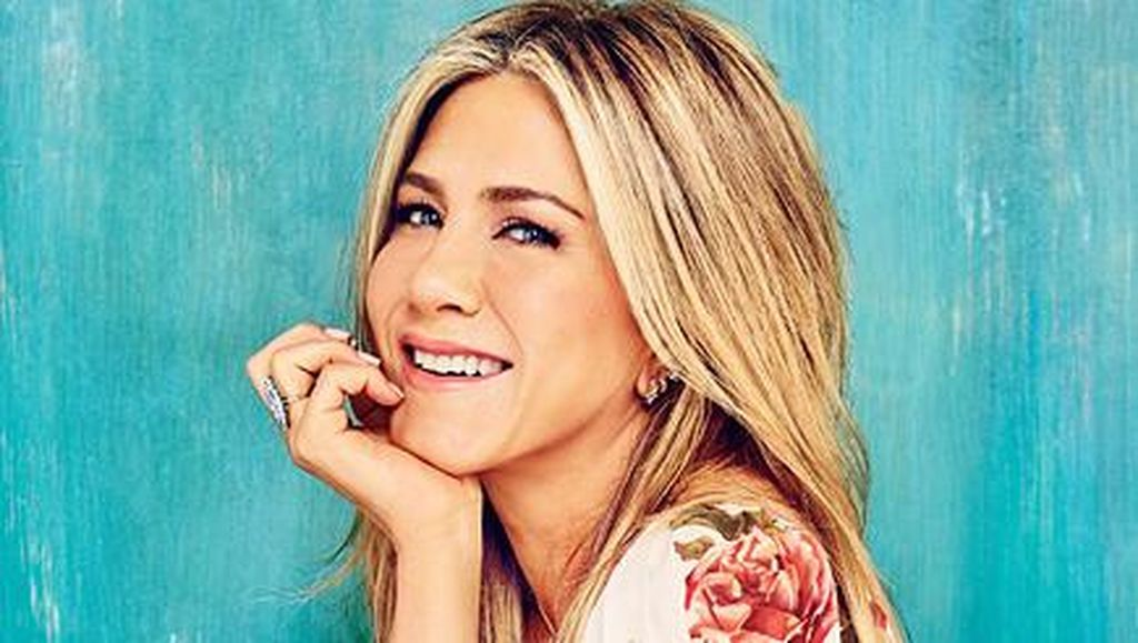 Perawatan Kulit Simpel Wanita Tercantik di Dunia, Jennifer Aniston