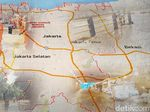 Katulampa Sempat Siaga 3, Warga Jakarta Diminta Waspada Banjir