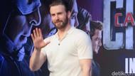 Chris Evans Kembali Jadi Captain America