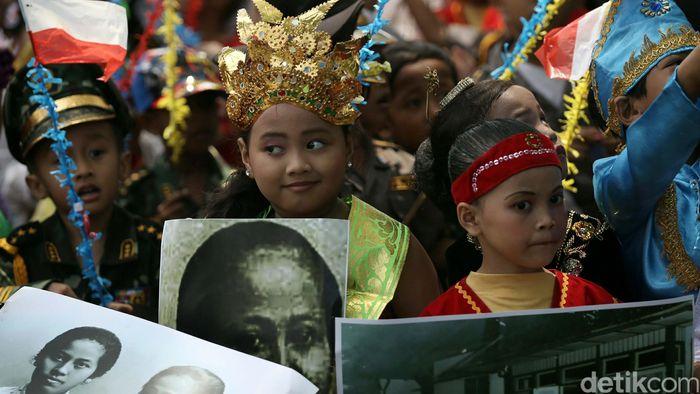 Ilustrasi Peringatan Hari Kartini/Foto: Agung Pambudhy