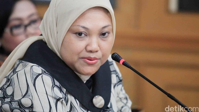 Anggota DPR Fraksi PKB Ida Fauziah