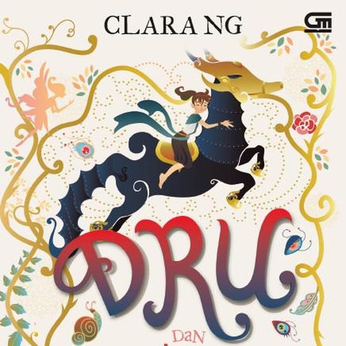 Buku anak-anak Dru dan Kisah Lima Kerajaan karya Clara Ng