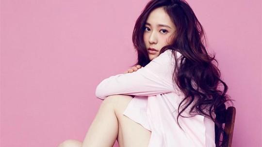 Krystal f(x) Sang Ice Princess