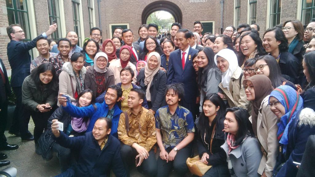 UNS Jawametric: Universitas Leiden hingga Australia Masuk 10 Besar