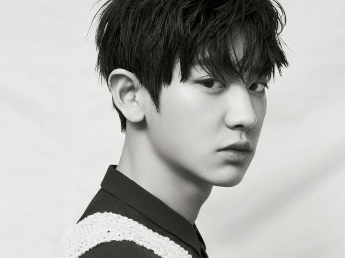 Chanyeol for Allure Korea
