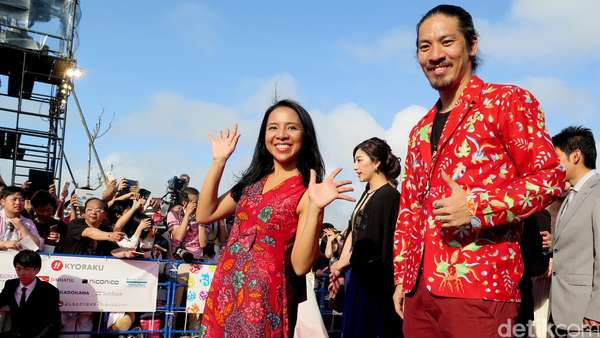 Yuk, Intip Suasana Red Carpet Okinawa International Film Festival 2016