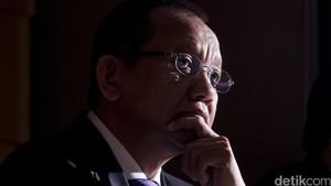 Terlilit Banyak Masalah, Nurhadi Masih Dipertahankan Jadi Sekretaris MA