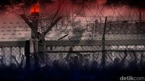 Sempat Rusuh, Warga Binaan Tuntut Kalapas Narkotika Langkat Diganti