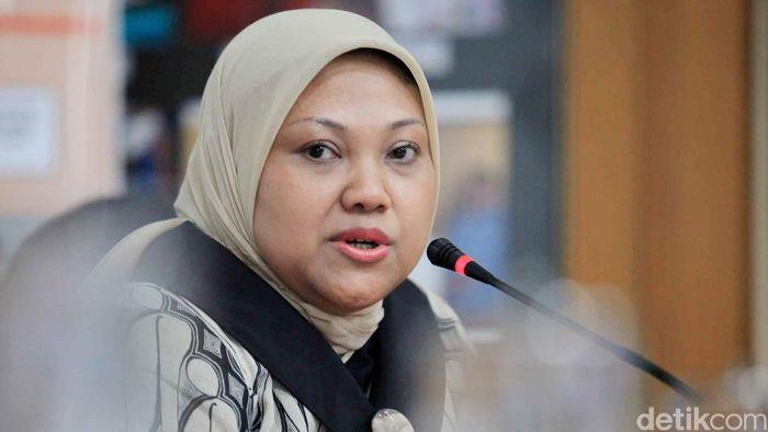 Menteri Ketenagakerjaan (Menaker) Ida Fauziyah/Foto: Ari Saputra