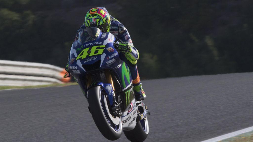 Rossi Juara, Lorenzo Kedua
