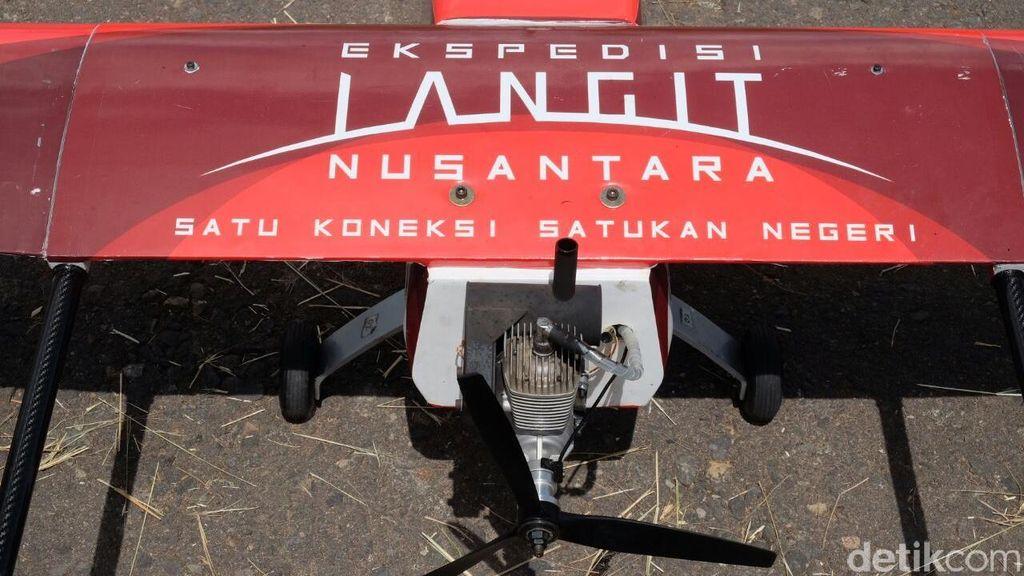 Tak terasa, Ekspedisi Langit Nusantara (Elang Nusa) sudah memasuki pekan kedua. Dua kota yang disinggahi pada minggu ini adalah Palembang dan Ambon. Foto: Ardhi Suryadhi/detikINET