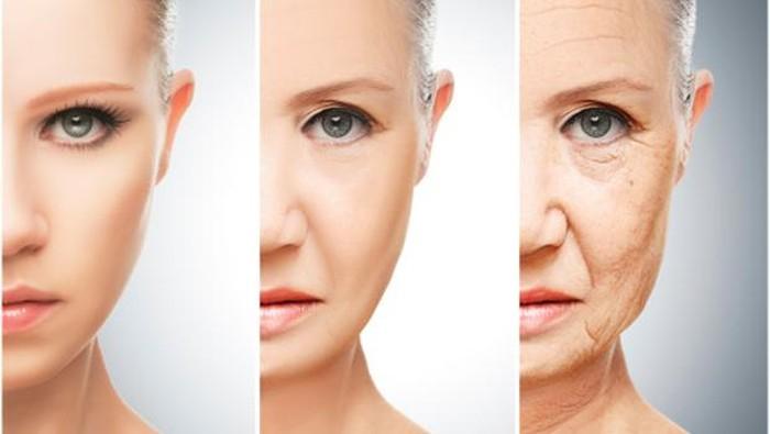Ilustrasi wanita menua dengan cepat karena penyakit langka. Foto: iStock