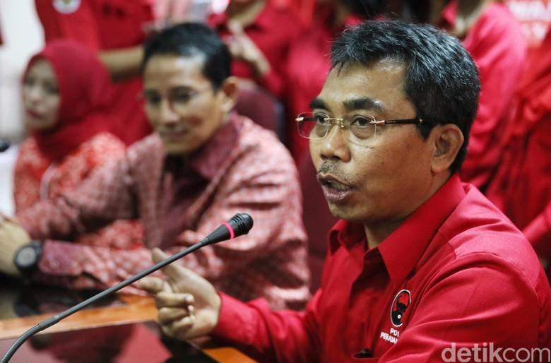 PDIP Kritik Sandi soal 5 Kali Kunker ke Luar Negeri: Berlebihan!