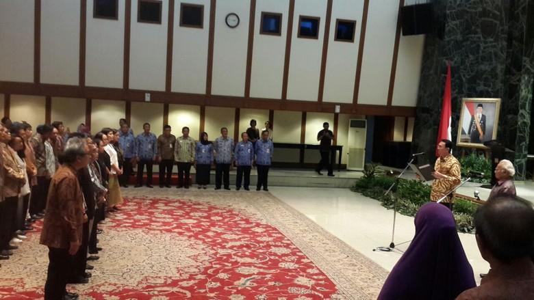 Ini Pesan Ahok untuk Pengurus Dewan Kesenian Jakarta 2015-2018