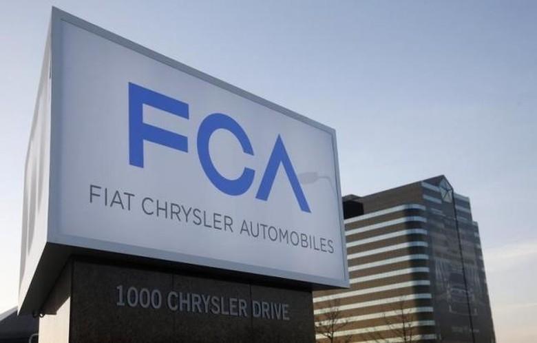 Markas FCA di Amerika. Foto: Reuters