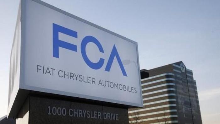 Markas FCA di Amerika
