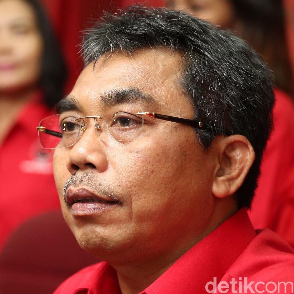 PDIP Setuju Ahok soal Pergub Tak Bisa Jadi Dasar IMB di Pulau Reklamasi