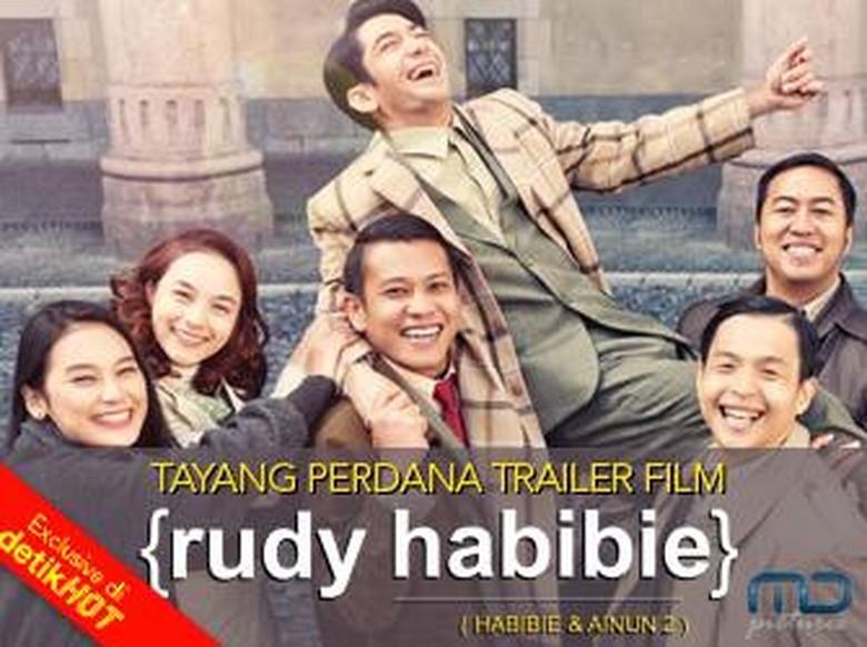 Ini Dia Trailer Perdana Film Rudy Habibie!