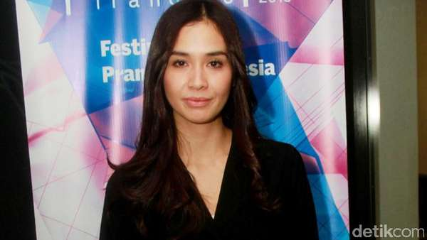 Marsha Timothy Cantik Natural