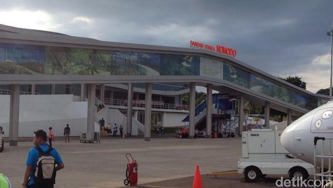 Bandara Komodo/Foto: Wahyu Daniel