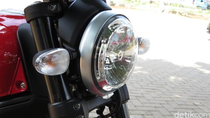 Ducati Scrambler, Modern Tapi Klasik