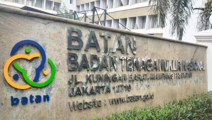 BATAN: Badan Tenaga Nuklir Nasional