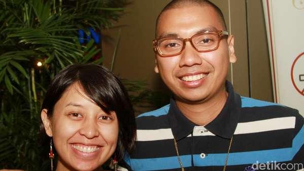 Rayi RAN dan Istri yang Selalu Serasi