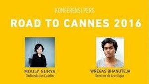 Dua Film Indonesia Tayang di Festival Film Cannes 2016
