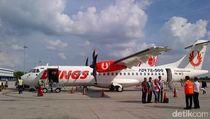 Gunung Dukono Erupsi, Wings Air Manado-Galela Dibatalkan