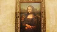 Ternyata Leonardo da Vinci Sempat Tak Bisa Selesaikan Lukisan Mona Lisa