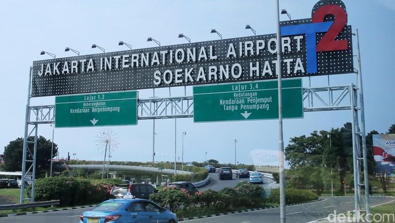 Terminal 2 Soekarno Hatta