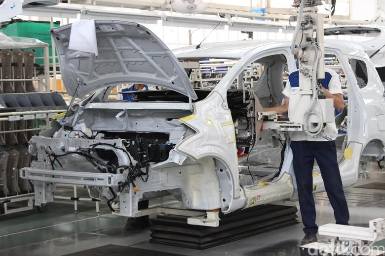Pabrik Suzuki Cikarang. Foto: File detikOto