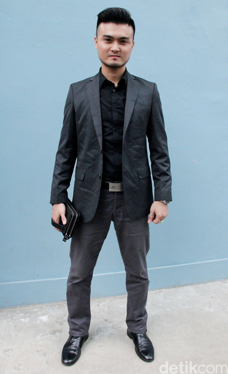 Tokoh utama dalam sinetron ini, Jason yang diperankan Gilbert Marciano kini sudah jadi pengacara. Pool/Ismail/detikFoto.