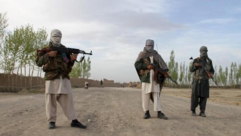Taliban Culik 6 Jurnalis Afghanistan