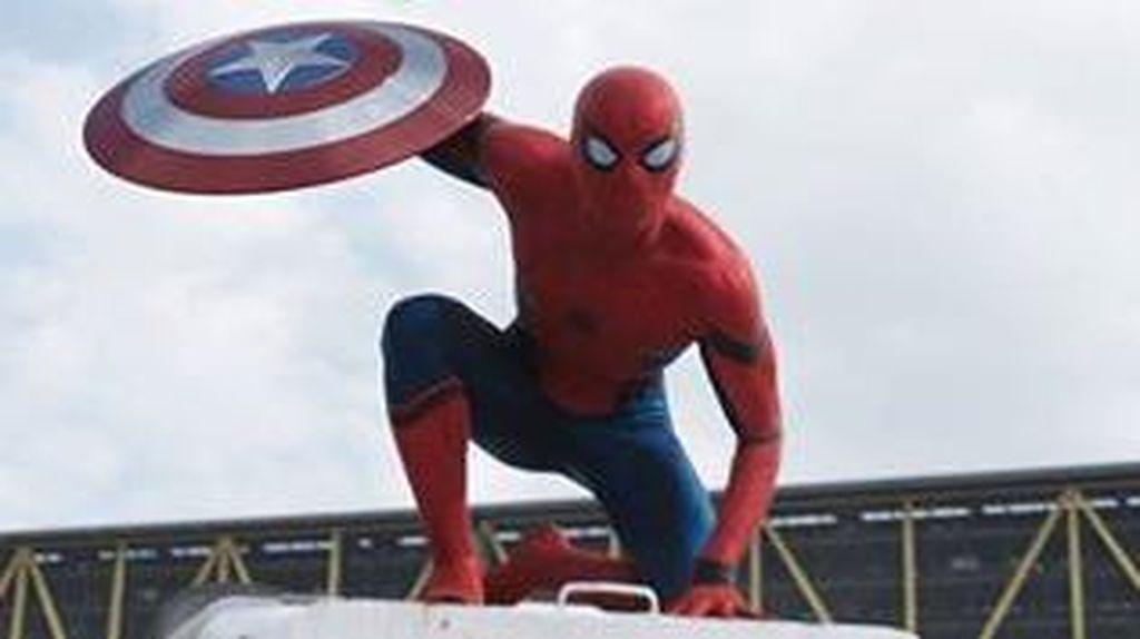 Rumor Disney Beli Hak Cipta Spider-Man Rp 70 T